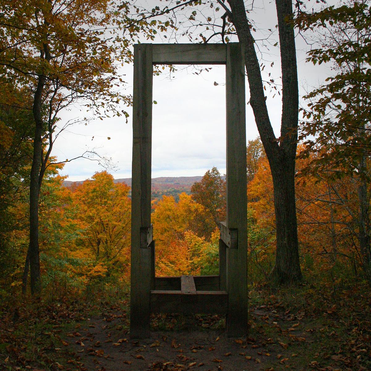 Barn Chair by Gary Kulak