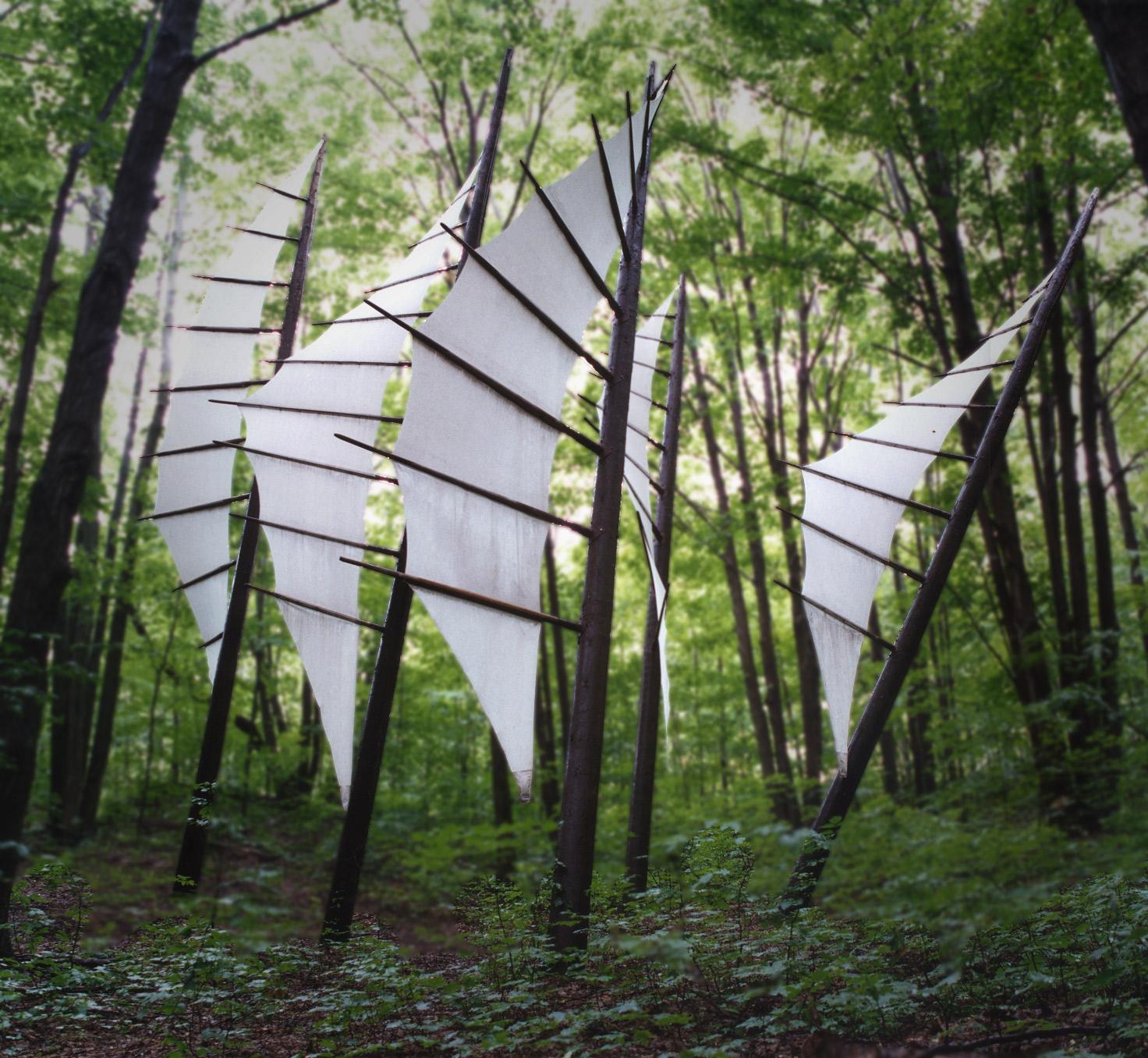 Five Needles by Michael McGillis