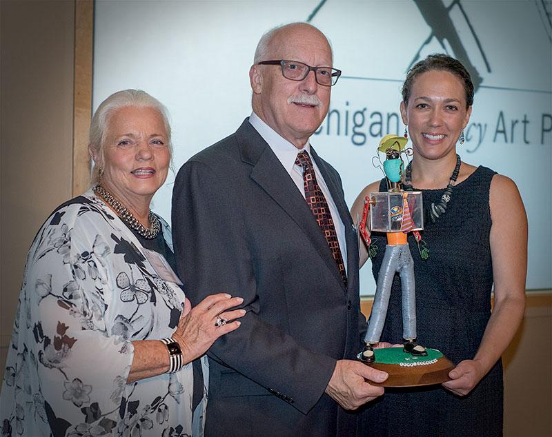 2016 Legacy Award Presentation