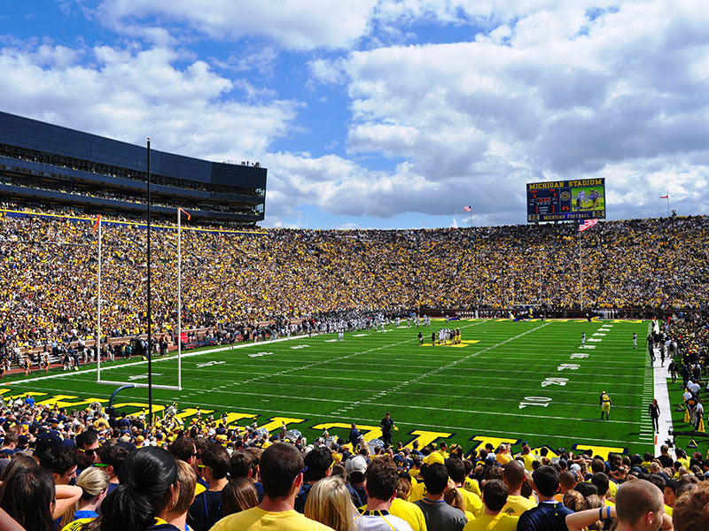 Michigan vs State
