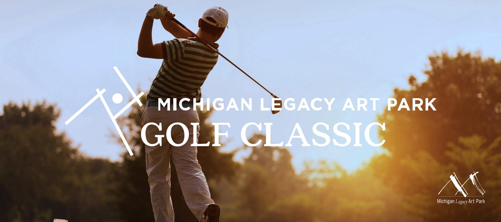 Michigan Legacy Art Park Golf Classic 2017