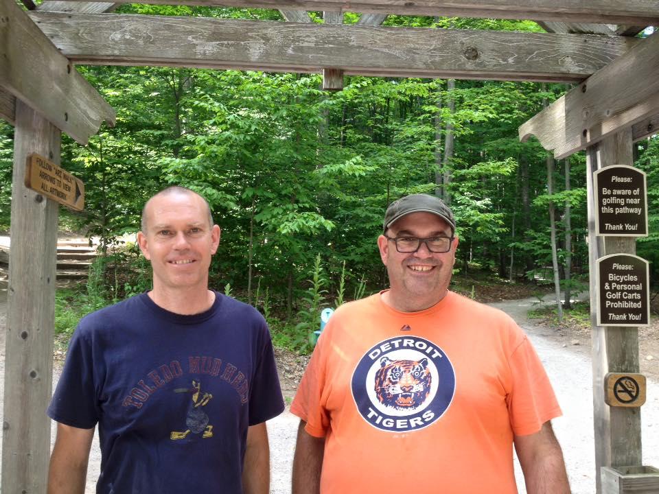 John DeHoog and Brian Nelson