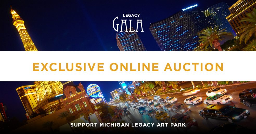 Legacy Gala Online Auction