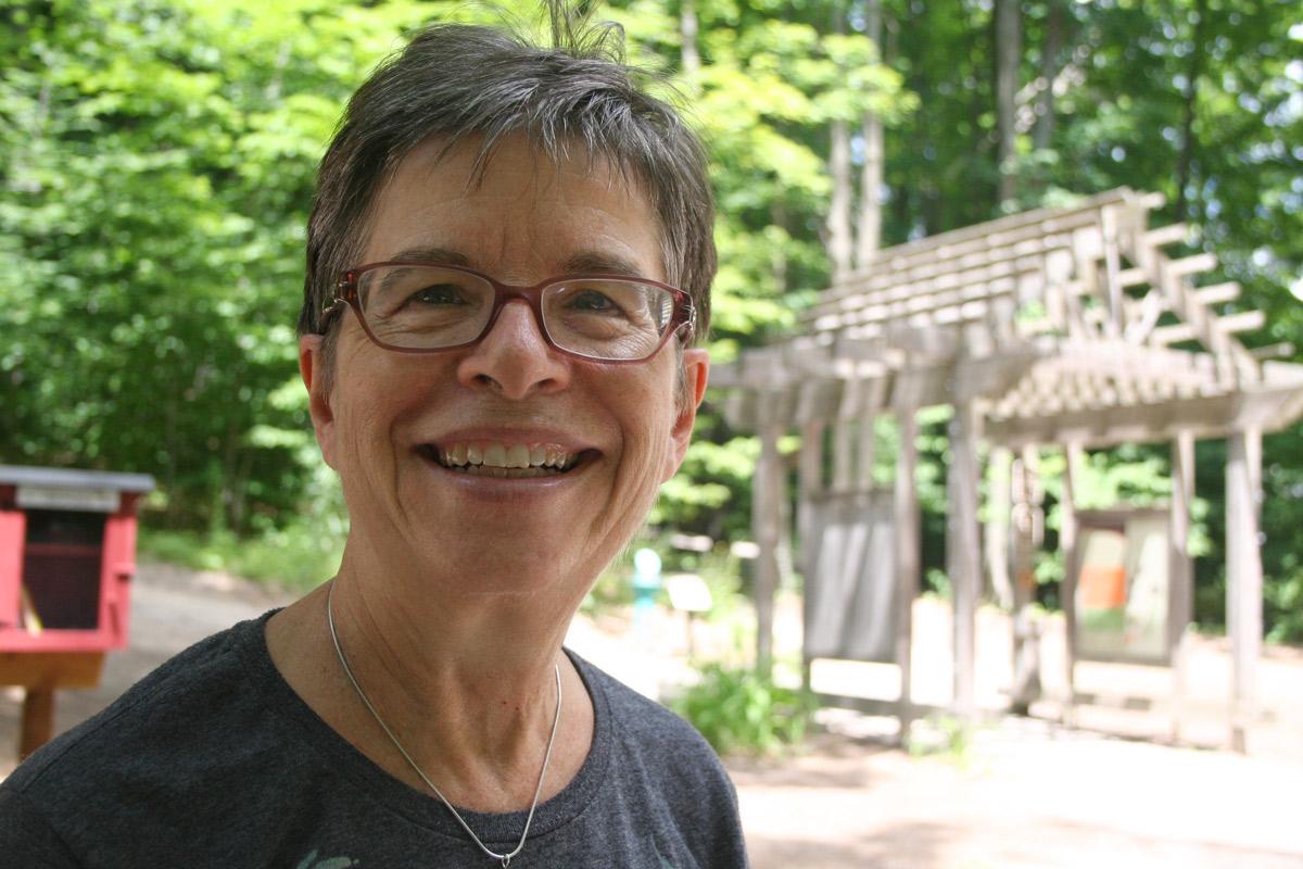 Artist in Residence Nancy McKay