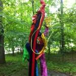 Fertility Sculpture by Tim Burke
