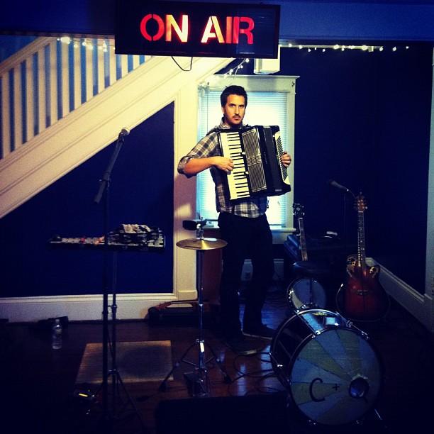 Quinn in Studio