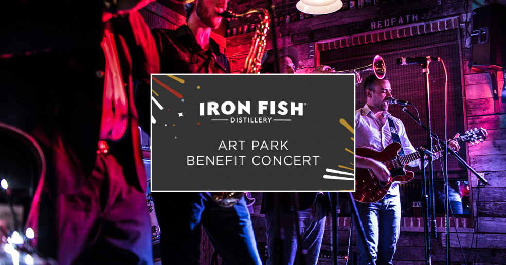 Iron Fish Benefit Concert with Benjaman James