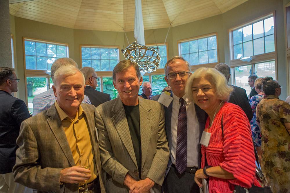 Legacy Gala reception