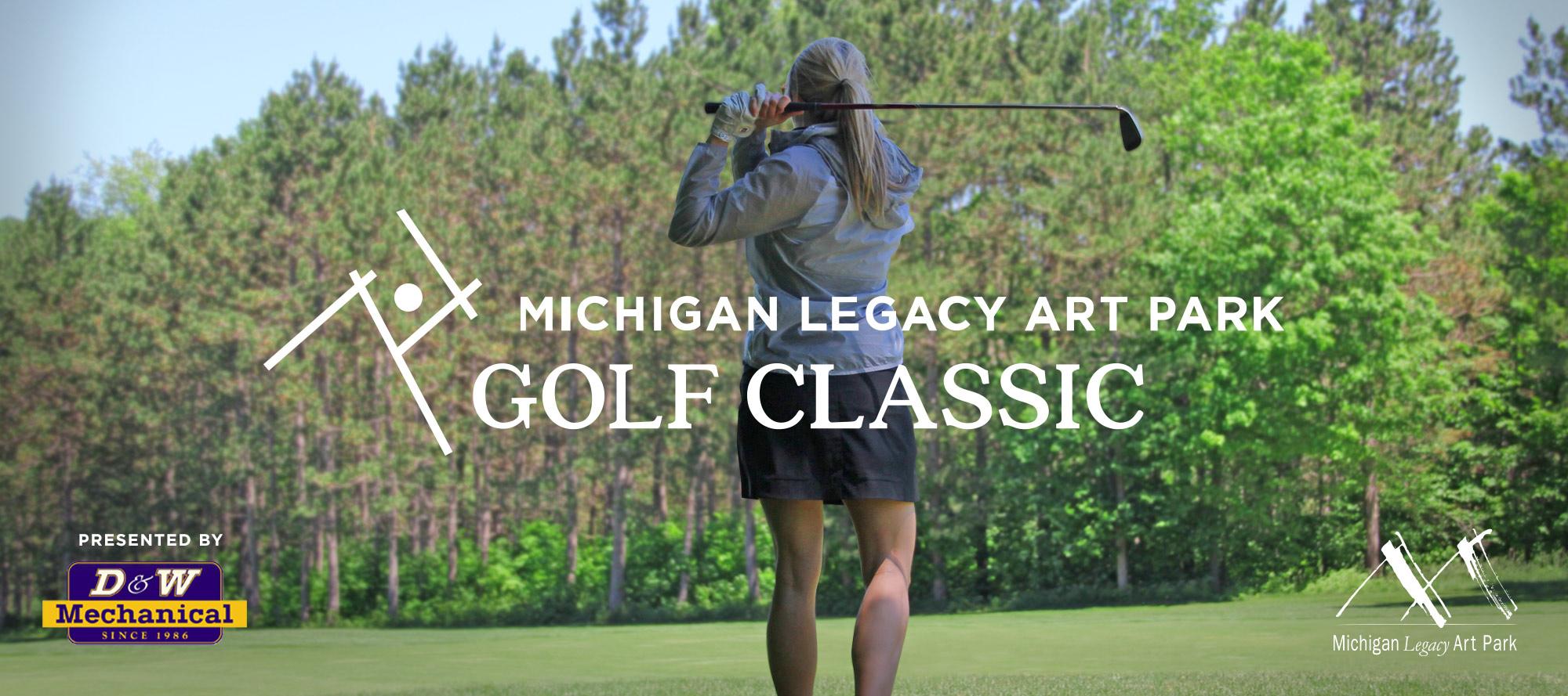 2018 Michigan Legacy Art Park Golf Classic
