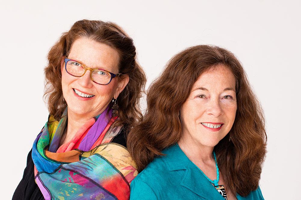 Sally Rogers & Claudia Schmidt
