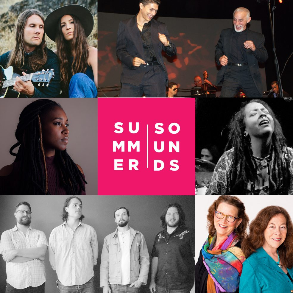 2018 Summer Sounds performers