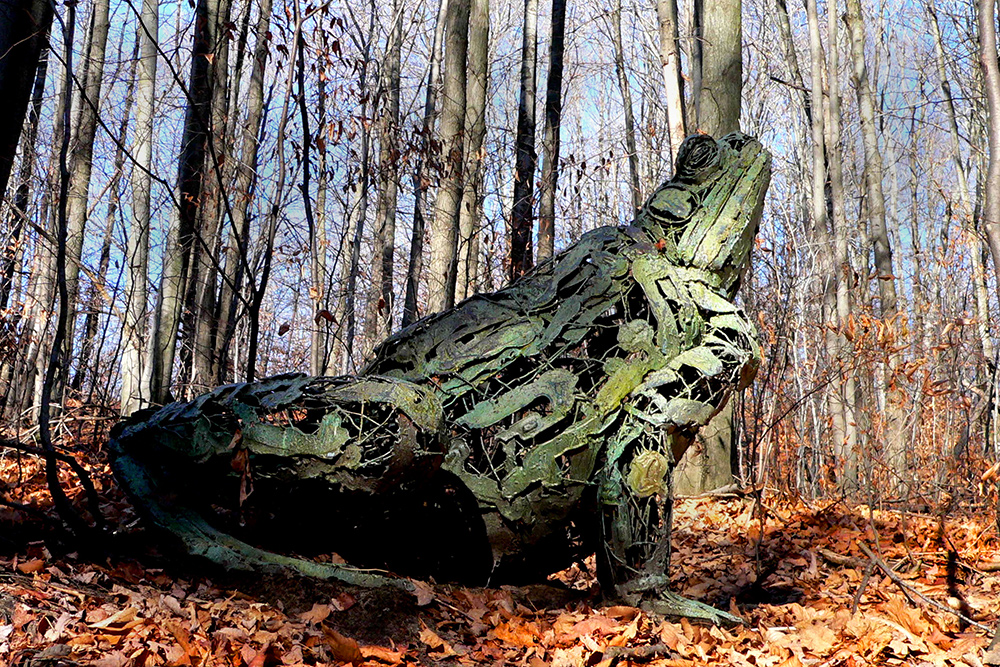 William Allen Frog