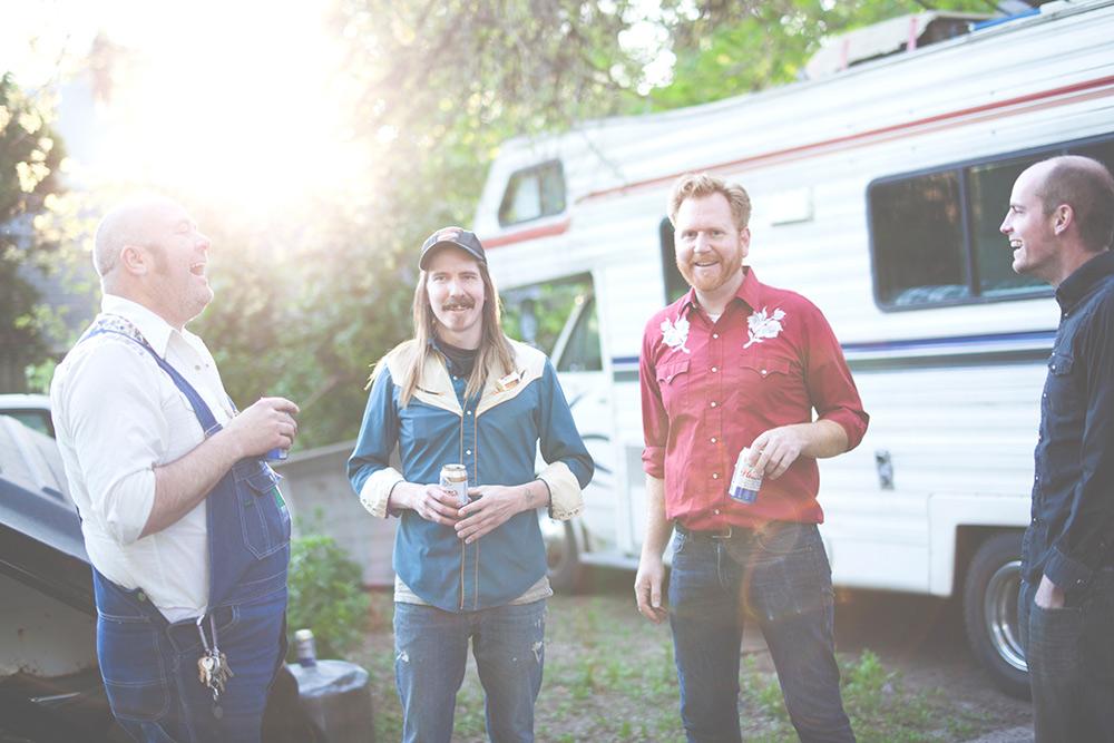 The Bootstrap Boys - Summer Sounds Concert